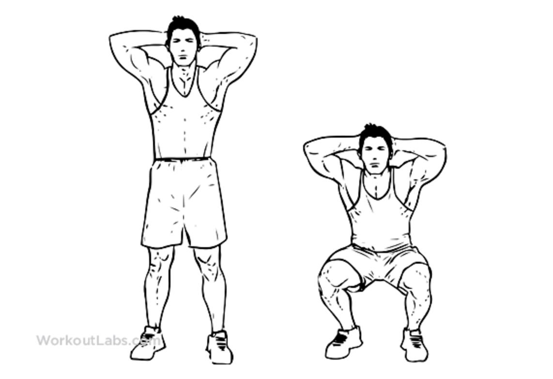prisoner-squats